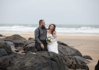 Wedding Falls Hotel Beach | Ruth Vaughan Photography | Professional Photographer | Co. Clare