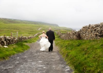 Cliffs of Moher Couple | Ruth Vaughan Photography | Professional Photographer | Co. Clare