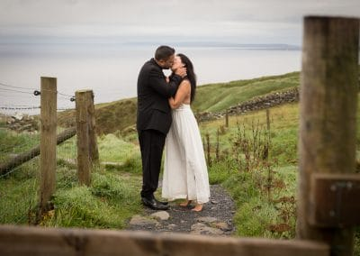 Cliffs of Moher Wedding | Ruth Vaughan Photography | Professional Photographer | Co. Clare