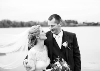 Wedding Portrait Falls Hotel